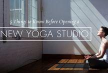 Starting my Yoga Studio