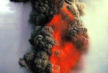 volcanes / by Wilfrido Martínez Narváez