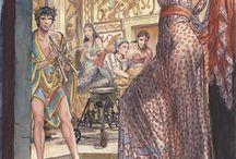 Il mondo degli Etrusch. Suggestioni e curiosità