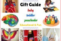 Montessori & other toys