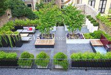 Dakterras/Daktuin / Een complete tuinbeleving op je dakterras.