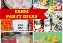 Little Barnyard {KinderParty}