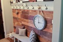 Mudroom/Laudry / by Shannon Horton