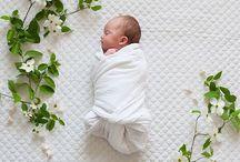 cicekli bebekfoto