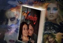 Cafe Serenity / When Paranormal meets Normal, the last thing you'll find is Serenity.  Paranormal Fantasy