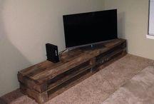 Tv meubel nieuw huis