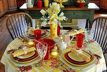 Table Top / by Joyce McCutcheon