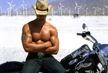 Hot Harley Riders / Hunks On Harley's