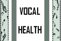 Röst/Tal/Sång