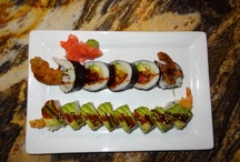 Sushi @ Lookout Tavern