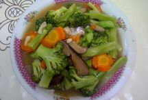 Veggie, Egg, Tofu, etc