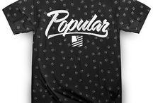 Popular Demand / Popular Demand est une marque streetwear de los angeles. Elle comprends une large gamme de T-Shirts , de Sweat , de Snapback , joggings ainsi que de nombreux accessoires. Popular Demand est porté par P.Diddy , French Montana , DJ Drama , Ty Dolla Sign , Soulja boy , Bow wow , Rick Ross...