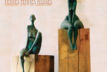 modelage sculpture / personnage