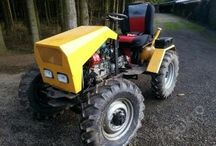 malotraktor / provedení