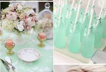 Wedding theme / Maybe with a vintage touch..?