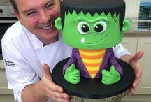 Gâteaux 3D Halloween