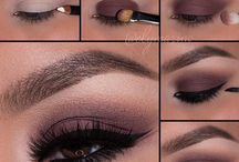 eyes make-up