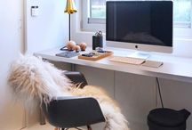Interior: Workspace, Deco, Office