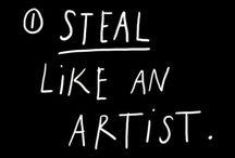 Кради как художник