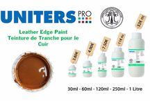 Uniters Pro - Leather Edge Paint - Teinture de Tranche pour le Cuir