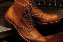 Clothes & Shoes for Men / My closet isn't large enough!! / by Dan Goodine