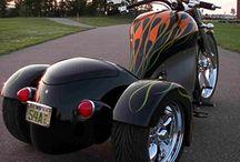 Trikes / 3 Wheeled motorcycles