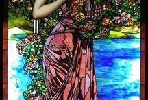 Tiffany mozaika