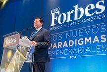 #ForoForbes2015 / Forbes Media LATAM presenta este jueves 24 de septiembre el FORO FORBES 2015: El Futuro Está Aquí. Un espacio único de discusión, una plataforma para conocer las mejores prácticas y experiencias que hoy proyectan el mañana en el mundo de los negocios. http://foroforbes.com/