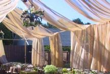 PVC pipe tents
