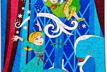 Coloriages Mysteres Reine des Neiges Frozen Kraina Lodu Disney / Coloriages Mysteres Reine des Neiges Frozen Kraina Lodu Disney  coloring book for adult   kolorowanie według klucza/wzoru/numeru