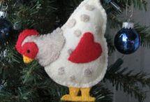 Artigianato gallina