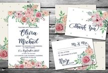 Wedding/Baby Invitations