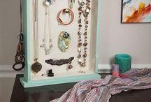 Organização criativa / Maneiras criativas de você organizar sua casa, faça você mesmo!