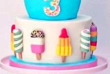 Cakes and Decorating