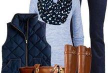 Herbstbekleidung