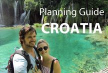 Croatia Travel / Croatia Travel inspiration