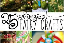 Cinthiou's Craft / Fairy Princess Craft Ideas