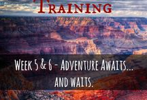 Running the Grand Canyon R2R2R / In 2016 I hope to run the Grand Canyon, rim to rim...to rim.