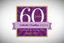 CCA History / Catholic Charities Atlanta is proud to be celebrating our 60 year anniversary this year (2013). Over the last 60 years the agency has grown and changed according to the needs of the people we serve. We adjust our pograms and services to make sure that we are helping those most in need to become self-sufficient and whole. We take pride in the work that we do to help the many people in our local community who truly need help. Over the last 60 years we have helped more than one million people!