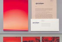 Typografi / Grafisk design/typografi inspirasjon