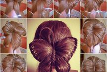 Hair - makeup - nails - body / epic hairstyles