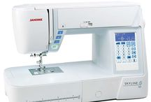 Janome Sewing Machines and Accessories / All things Janome. Sewing Machines Overlockers and Accessories