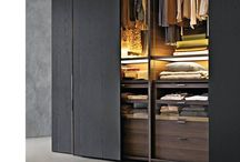 Wardrobes / Wonderful design wardrobes DADA / MOLTENI&C