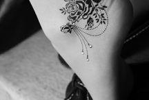 tatoo pied