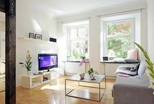 home sweet home / ideas para decoración de interiores