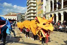 Πατρινο Καρναβάλι :Η καρναβαλική παρέλαση των Παιδιών , σήμερα Κυριακή 23-2-2014(