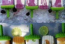 Frozen Treats / Smoothies, Popsicles, Ice Cream