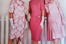 Vintage love part 2 / Vintage fashion photography and sewing patterns.