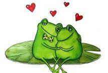 froggy tattoo