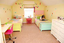 Evie's room / by Kristy Raymond